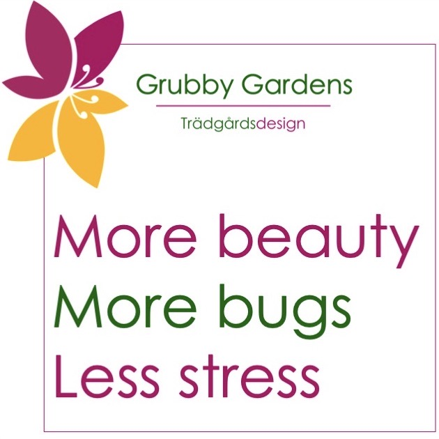 Grubby Gardens strategi. More beauty. More bugs. Less stress