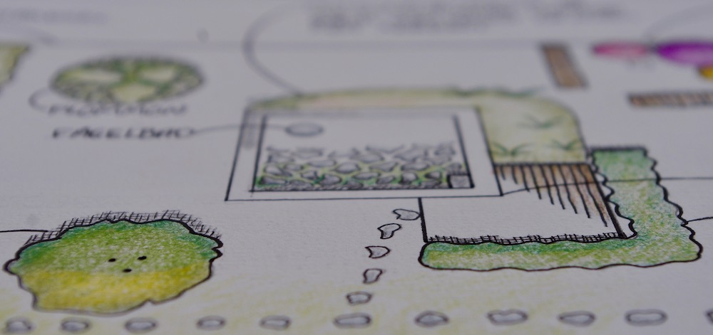 Grubby Gardens Trädgårdsdesigntjänster